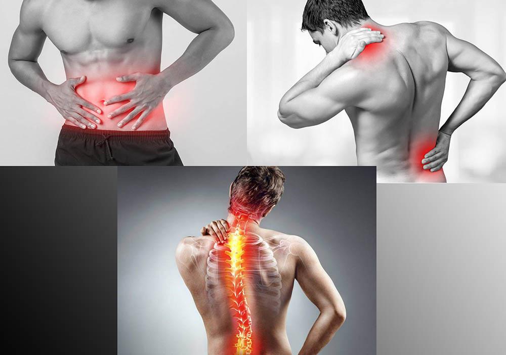 Dolores provocaos por lesiones musculares