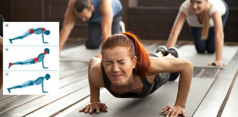 Lesiones Plank