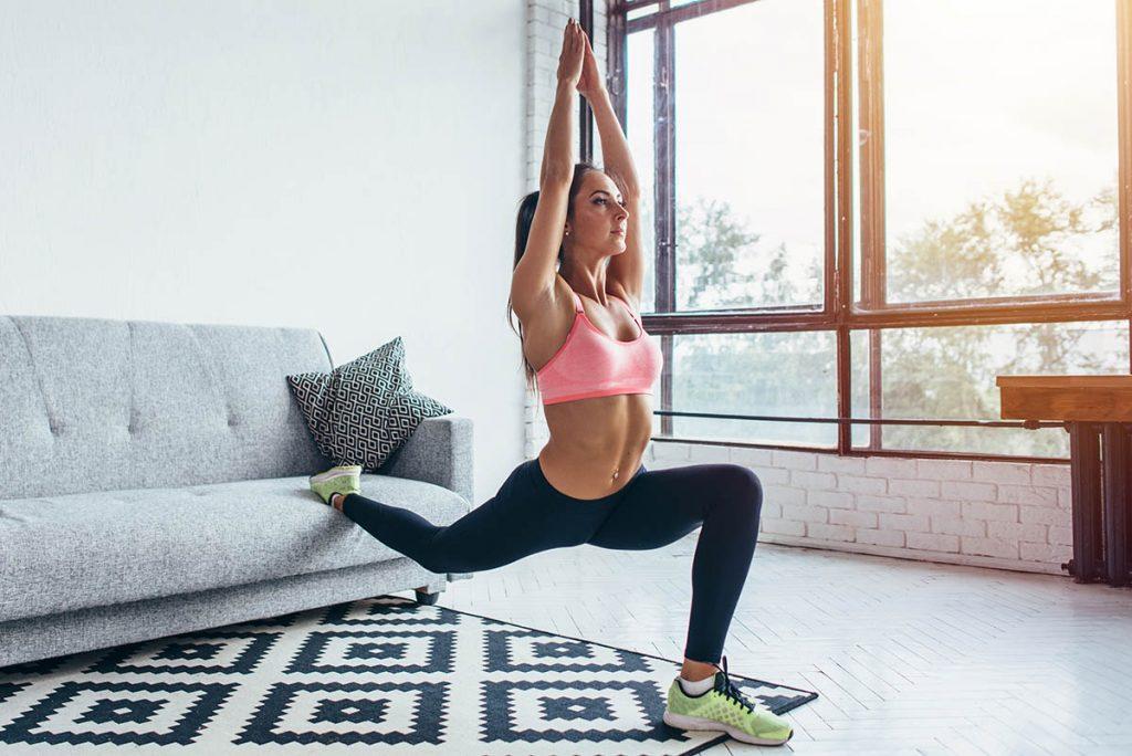 Flexibilidad y equilibrio