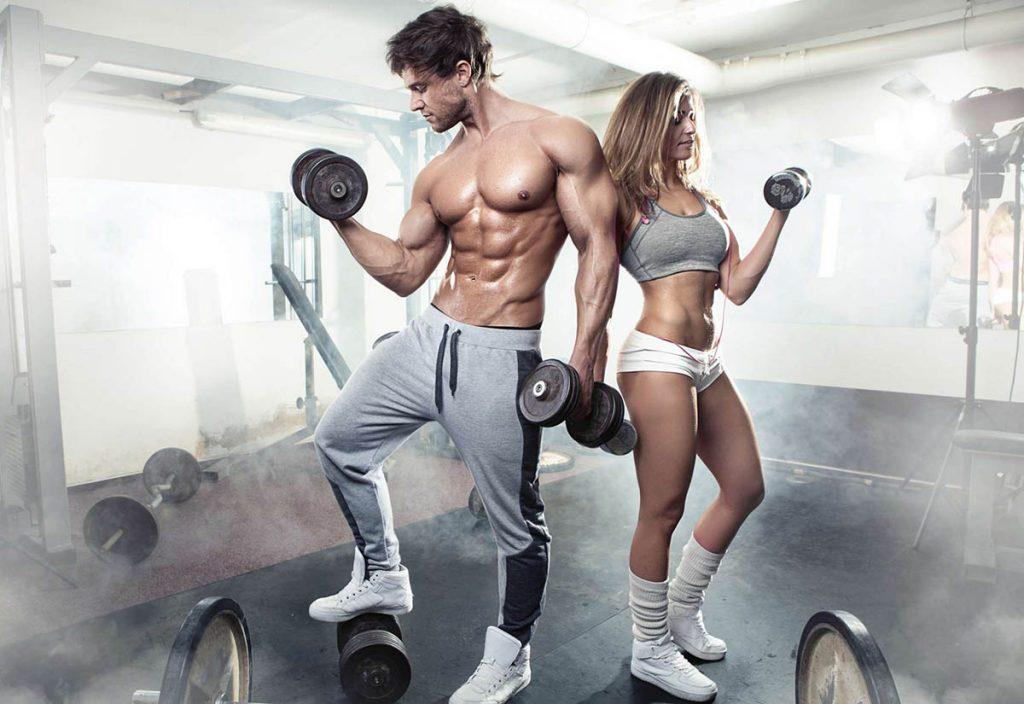 Activar el metabolismo mediante ejercicios de fuerza
