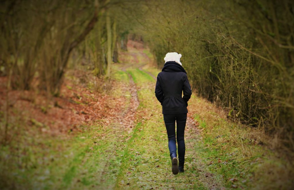 Andar por terrenos irregulares