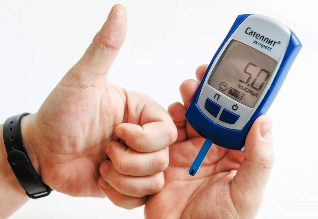 Caminar y diabetes