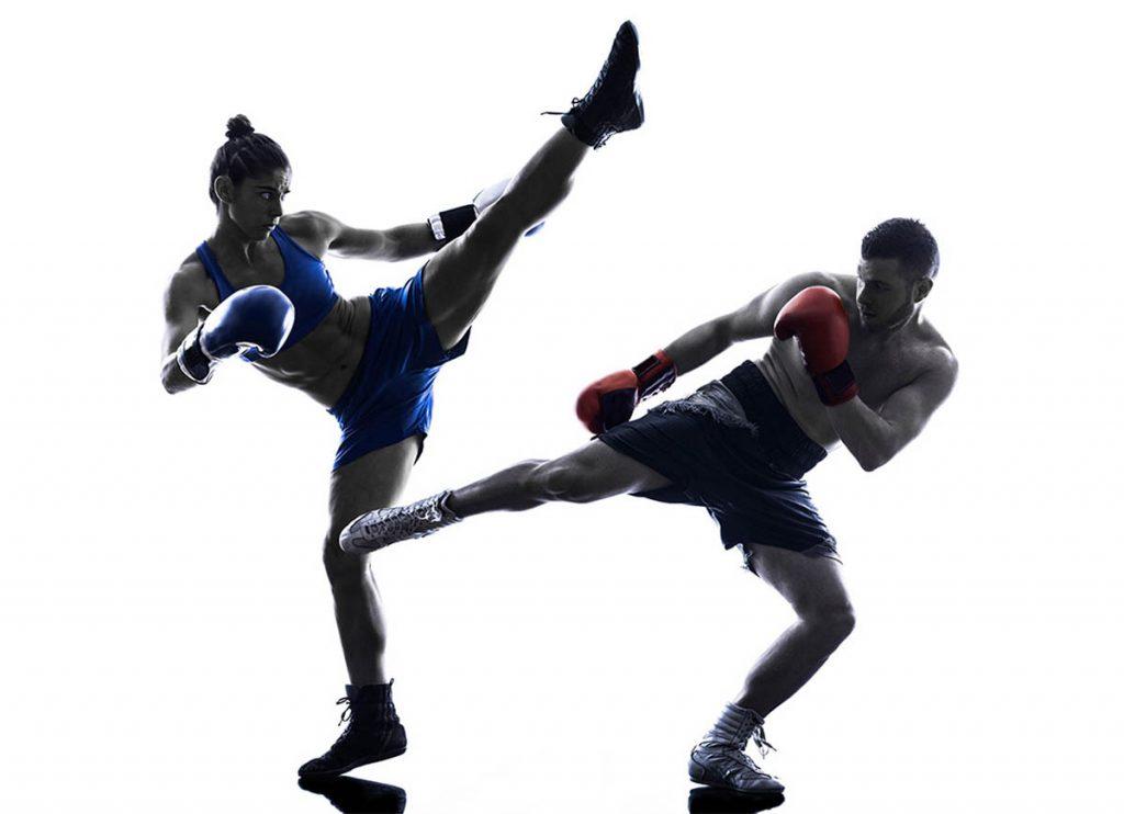 Kickboxing para adelgazar